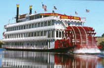 Vacation on the Queen of the Mississippi