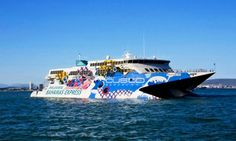Groupon - One- or Multi-Day Fast Ferry to the Bahamas from Balearia Bahamas Express (50% Off) in Harbordale. Groupon deal price: $59