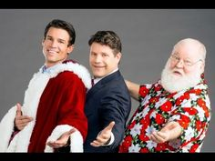 Santa Switch Christmas HallMark TV Movies!!! - YouTube