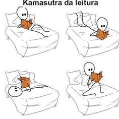 Kamasutra de lectura...