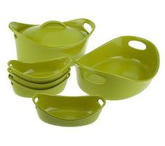 Cant wait to use my new Rachel Ray bake ware