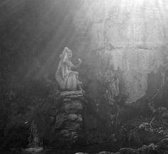 Ángel en el Carmen de los Mártires