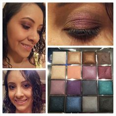 make com palette Kiko.