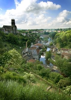 #Bellac #Villageetape #vue #Limousin #Hautevienne