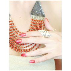 """""""Procrastination is the art of keeping up with yesterday"""" -Don Marquis Today I will master this art.   Pegasus ring from Constellation Tattoo collection and  Waterfall of Fire coral bib necklace  Both are available now in my etsy shop (link in @ruslanaglam bio) Photo by@klaraglam ...      #ruslanajewelry #design #etsywholesale #artlovers#love #hechoamano #piedrassemipreciosas #joyeria  #joyasdeautor#inspiration #instajewelry #jewelrygram #jewelrydesign #wearableart #contemporaryjewelry…"""