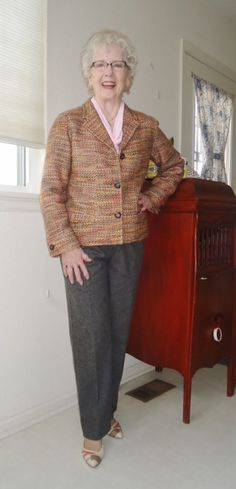 Great styling & clothing for women over 50, 60, 70