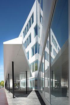 le White immeuble de bureaux