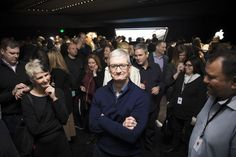 Apple hasn't ruled out legal challenge to Trump's immigration ban says Tim Cook     - CNET  Enlarge Image  Apple CEO Tim Cook is one of the tech industry luminaries opposing President Trumps immigration ban.                                                      James Martin/CNET                                                  Apple CEO Tim Cook isnt happy about President Donald Trumps immigration ban and may be ready to mount a resistance. Speaking to the Wall Street Journal Cook reiterated…