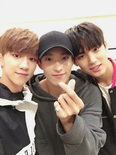The8, DK and Mingyu