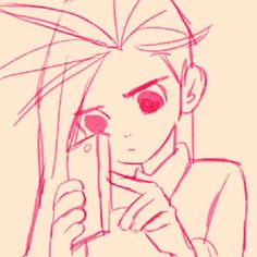 """Angel's Secret Art Service on Instagram: """"ROUGH ANIMATION PRACTICE~ LMAO IDK WHY SHE DOESN'T LIKE THE SMELL OF PHONES(?) she doesn't know how to use ANY electrical devices lel SORRY…"""""""