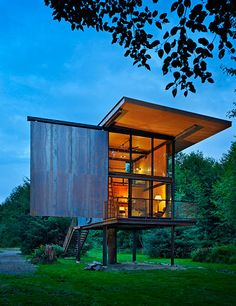 See These 10 Gorgeous Examples of Architecture Surrounded by Nature | Architectural Digest