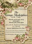 """The Vintage Marketplace at """"The Oaks"""""""