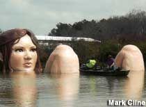 Lady of the Lake, Elberta, Alabama