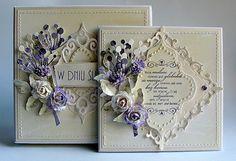 WOW!!!!!! this is stunning. Dorota_mk: Z delikatną nutą fioletu