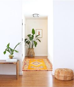 Moroccan pouf | follow @shophesby for more gypset boho modern lifestyle + interior inspiration