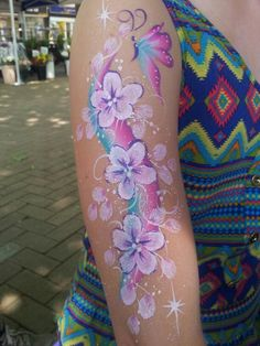 Arm paint
