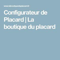 Configurateur De Placard   La Boutique Du Placard