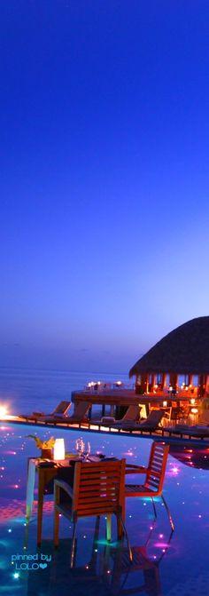 HUVAFEN FUSHI....Maldives | LOLO