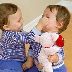 Stop Toddlers from Biting, Fighting, Scratching and Hitting