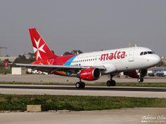 Air Malta --- Airbus A319