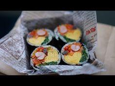 계란말이김밥 김밥 예쁘게 만들기 춘천청춘기차타고 기차여행~ : 네이버 블로그 Sushi, Lunch, Dishes, Cooking, Ethnic Recipes, Food, Cook, Recipes, Kitchen