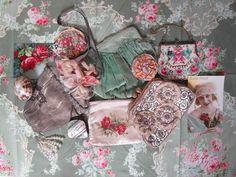 Vintage bags - Nostalgia at the Stone House