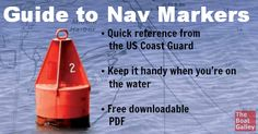Free resource from the USCG. | Get nautical with a new Bennington Pontoon Boat this year. Your family and friends will love your #BennyStyle. Find a local dealer at www.BenningtonMarine.com