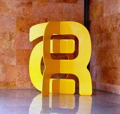 lance wyman (designer) branding and signage for camino real hotels Hotel Signage, Wayfinding Signage, Signage Design, Layout Design, Branding Design, Logo Design, Graphic Design, Logo Branding, Environmental Graphics