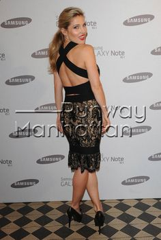 Elsa Pataky attending the world launch party of the Samsung Galaxy Note 10.1 at No. 1 Mayfair in London - Aug 15, 2012 - Photo: Runway Manhattan/Xposure Photos