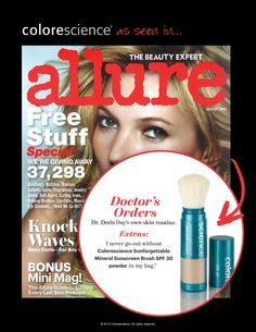 Allure Magazine July 2013