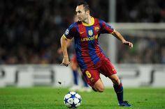 Andres İniesta  www.sporradyosu.com