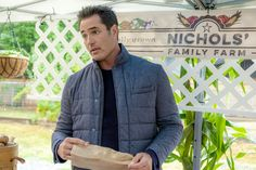 """Find out about the cast of the Hallmark Channel Original Movie """"A Harvest Wedding"""" starring Jill Wagner and Victor Webster. Jill Wagner, Victor Webster, Most Popular Series, Melrose Place, Hallmark Movies, Hallmark Channel, Days Of Our Lives, I Got Married, People Magazine"""