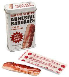 Bacon Boo-Boos :)