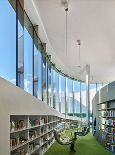 Gallery of Media Library [Third-Place] in Thionville / Dominique Coulon & associés - 35