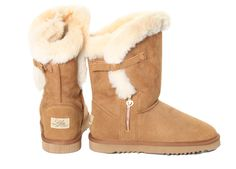 Love from Australia Sheepskin boots. In Sizes 8-12