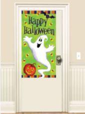 Happy Halloween Door Cover-Party City