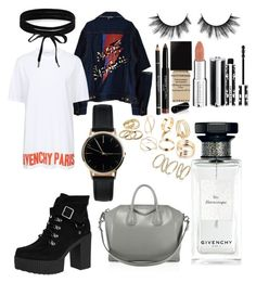 """Givenchy"" by madisonkiss on Polyvore featuring Yuni, Givenchy, Boohoo, Freedom To Exist and Kendra Scott"