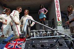 Siffert, Hill, Rindt . . 1969