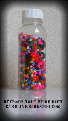 Activities for Preschool: Bottles of discovery