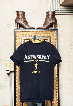 """My first designer splurge was a Hermès Collier de Chien bangle I bought as a reward to myself."" http://www.thecoveteur.com/mug-gvgv-clothing-designer-tokyo/"
