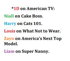 hahahahaahaha actually i'd put liam on extreme makeover home edition cuz hes so kind and put PAUL on super nanny :D