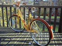 La Coccinelle customiza tu bicicleta en Bilbao | DolceCity.com