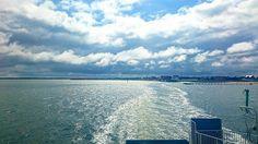 Farvel Fanø, det var dejligt at møde dig 😍 #fanø #visitfanø #visitdenmark #visitesbjerg #esbjerg #trip #traveller #sun #rain #danishweather #ferry #sea #vadehavet #nationalpark #sdu #syddanskuniversitet #syddanmark #picoftheday #instamood #instamood #tourism #turisme #studentlife
