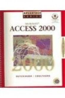 Advantage Series   Microsoft Access 2000 Introductory Edition, 978-0072348002, Glen Coulthard, McGraw-Hill/Irwin; 1 edition