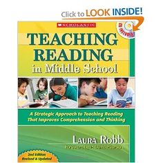 Teaching Reading in Middle School (2nd Edition): A Strategic Approach to Teaching Reading That Improves Comprehension and Thinking
