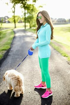 The Sweetest Thing: My Favorite Workout Apparel