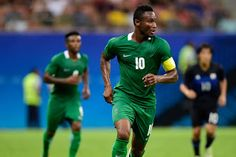 RIO Olympics: Nigeria Through To Semi Final    Dream Team VI Nigerias Under-23 team have qualified for the semi-final of the male football event of the Rio Olympics after defeating Denmark 2-0 at the Arena Fonte Nova in Salvador Brazil.  Captain Mikel Obi opened scoring with a quarter of an hour gone slicing home the ball by Jeppe Höjbjergs near post after good work on the left flank by striker Imoh Ezekiel whose mazy runs had been a problem for the Danes all evening.  Ezekiel would then…