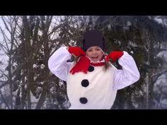 Míša Růžičková - Sněhuláci (Cvičíme s Míšou - plná verze) - YouTube Just Dance, Montessori, Snowman, Youtube, Blog, Carnavals, Blogging, Snowmen, Youtubers