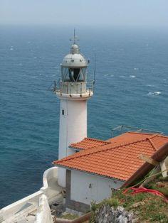 Santoña Faro del Pescador. Santoña (Cantabria). Spain