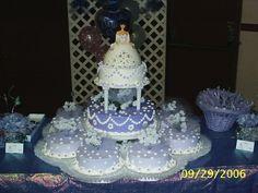 Quincianera cake
